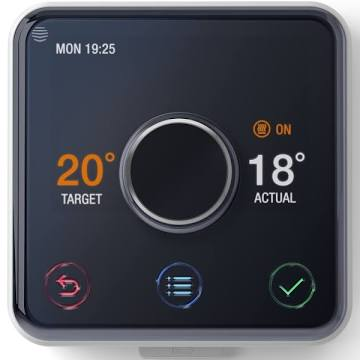 Hive, thermostat, heating services liverpool