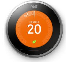 nest heating controls